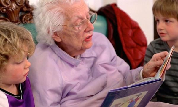 Извращения над бабушками
