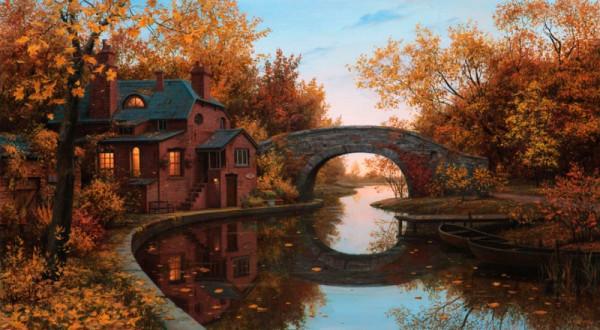 Художники, влюбленные в осень
